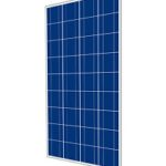 Cinco 160W 36 Cell Poly Solar Panel Off-Grid