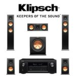 Klipsch RP-5000F and Denon AVRX2600H 5.1 System