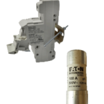 OmniPower FuseHolder 2 Pole with 100A fuses