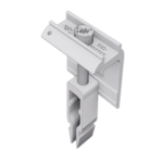 End Clamp Rapid16 30-40mm Silver