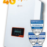 Solis 15kW 4G 3 Phase Dual MPPT – DC