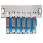 Busbar to connect 6 VIC-MEGA-HOLDER