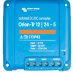 Orion-Tr 48/24-5A (120W) Isolated DC-DC converter
